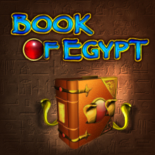 Игровой автомат Book of Egypt (Книга Египта) онлайн