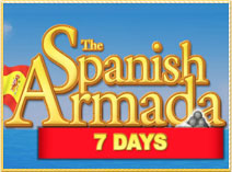 7 Days Spanish Armada