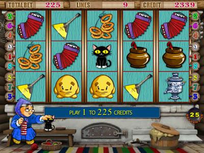Игровой Автомат Balalayka