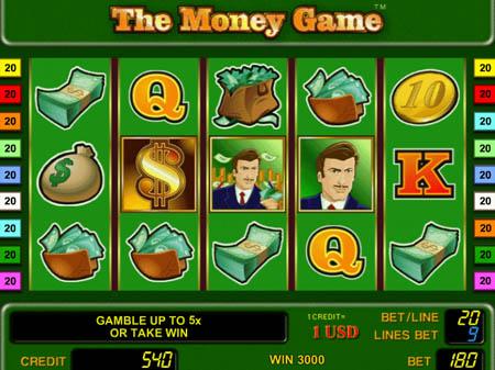 the money game Рулетки Архитектура И Архитекторы