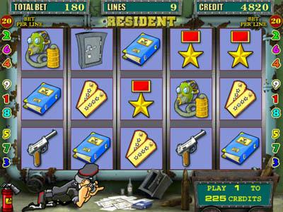 Игровые Автоматы Резидент Бесплатно И Без Регистрации