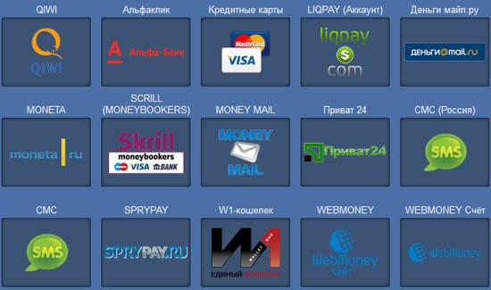 Автоматы казино » Игровые Аппараты Пополнение Яндекс