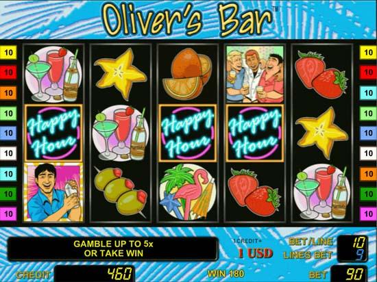 Игровой автомат Olivers Bar играть бесплатно онлайн